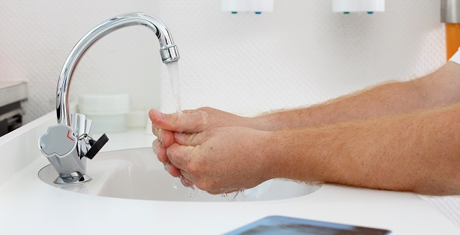 Hydrasoft - Washing Hands