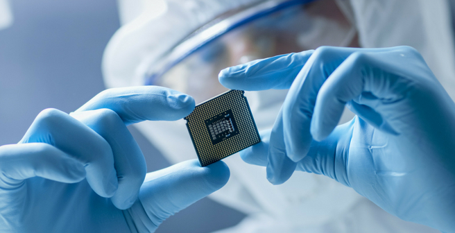 Life Science Microelectronics application image