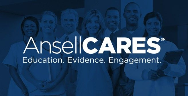 AnsellCARES group of medical professionals